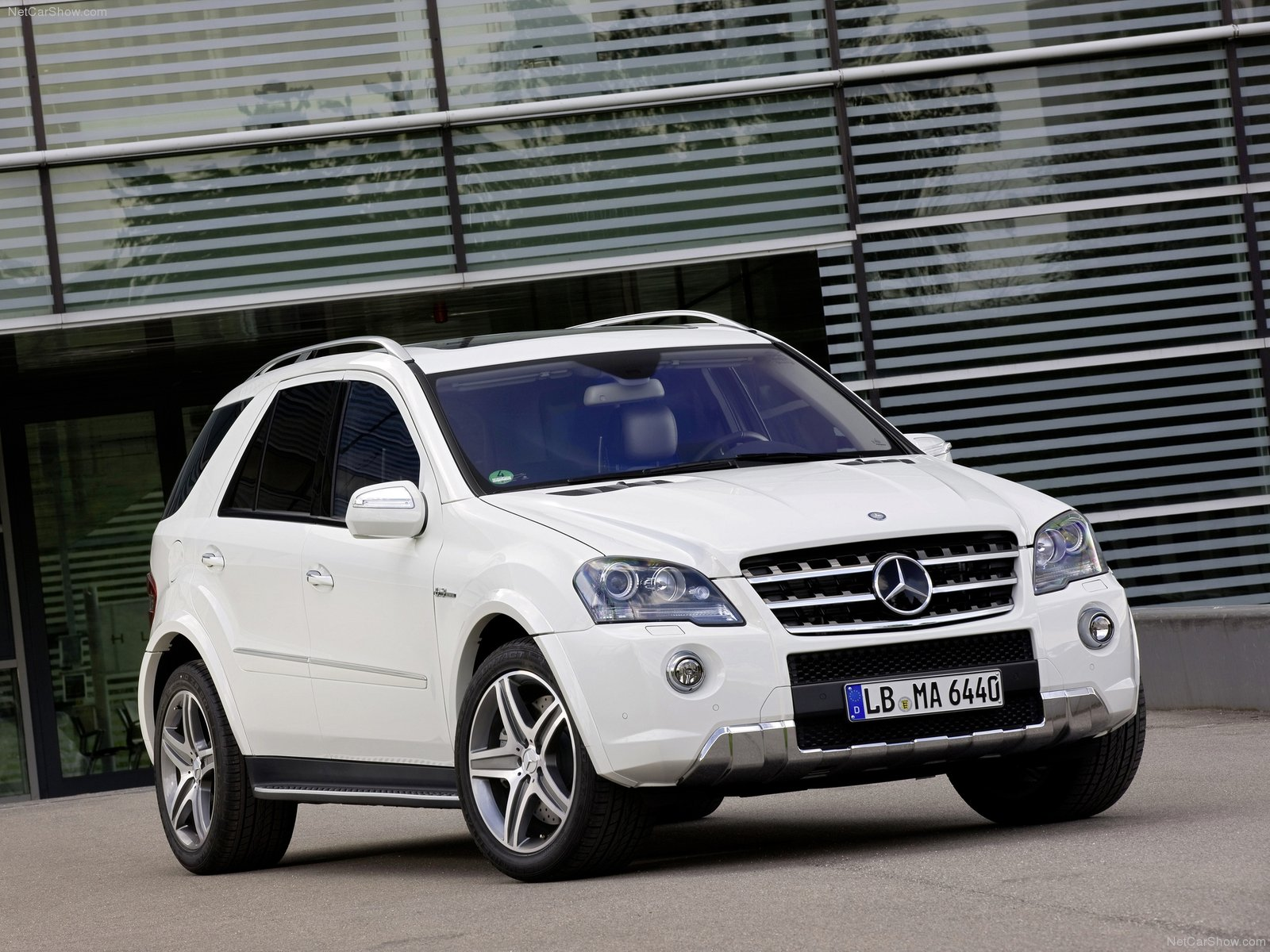 Новый Mercedes-Benz ML