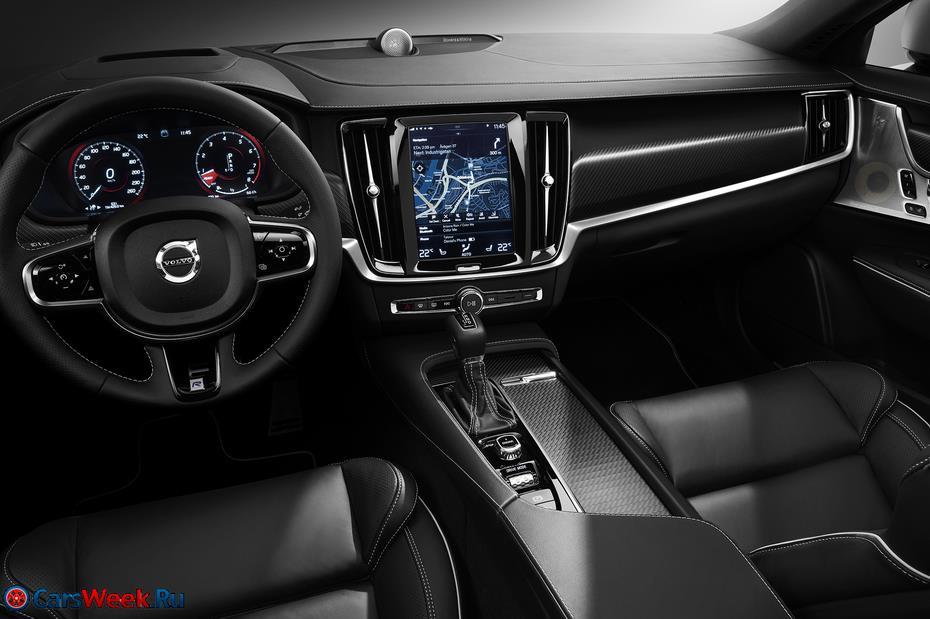 Volvo начнет сборку автомобилей вИндии