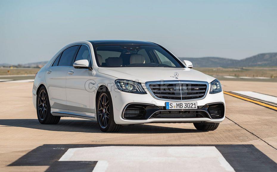 Benz представил два новых автомобилей для русского рынка