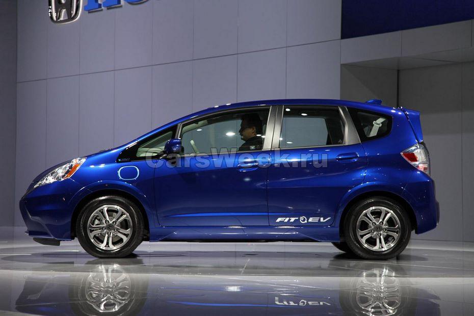 Хонда в 2018г. выпустит два новых электрокара