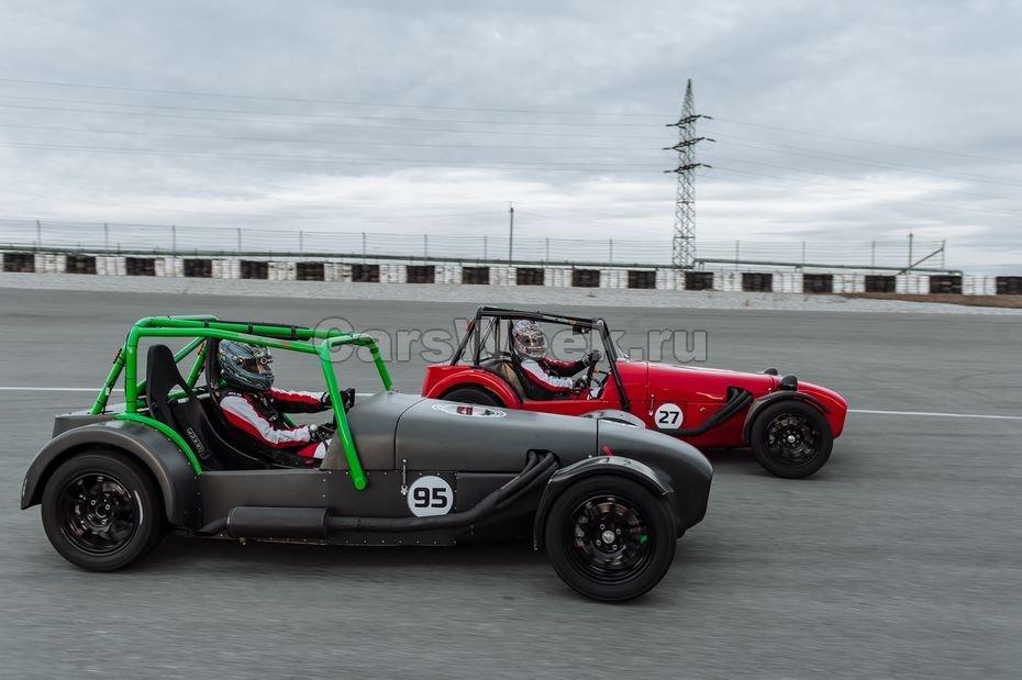Русский спорткарDK Racing Shortcut оценили в млн руб.