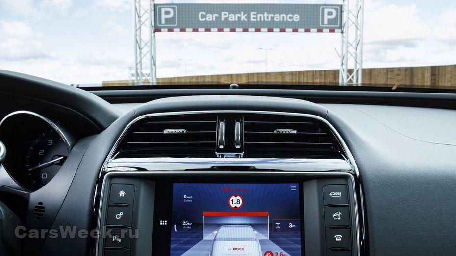 Представлен навсе 100% беспилотный джип Range Rover