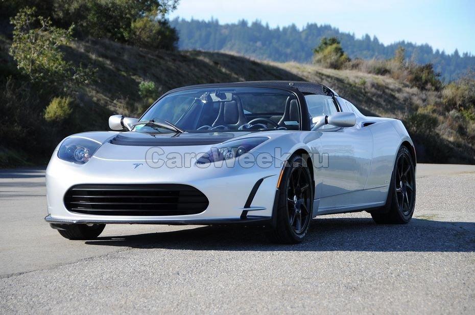 Новый родстер Tesla сумеет поразить 96 км/ч наименее чем за2 секунды
