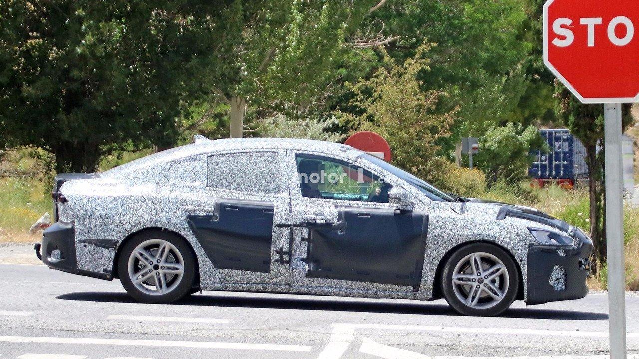 Вweb-сети появился рендер Форд Focus 2019