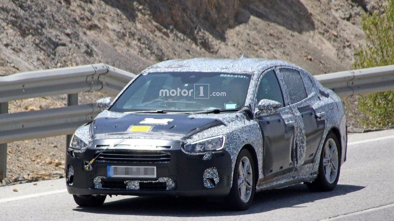 Размещен рендер нового седана Форд Focus 2019