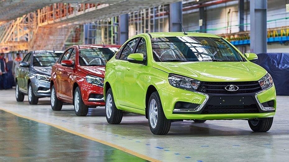 «АвтоВАЗ» увеличил экспортные продажи на76 процентов