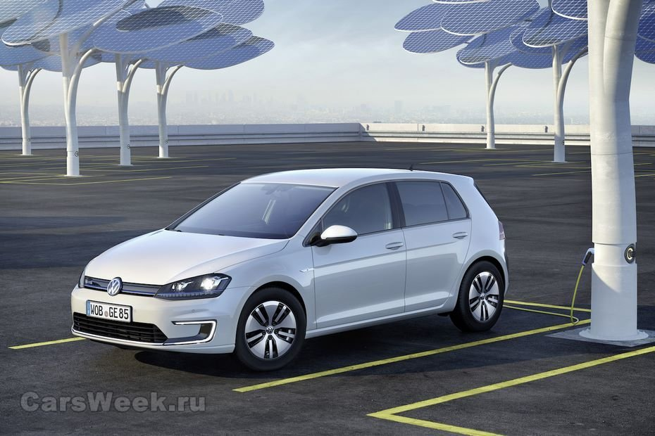 Электромобили Фольксваген  будут дешевле Tesla
