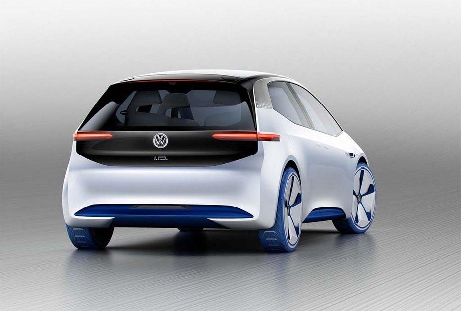 Вскоре VW выпустит 5 электромобилей