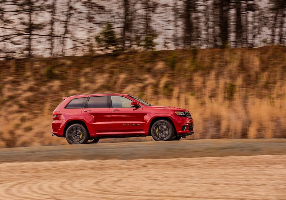 Hennessey «зарядила» Jeep Grand Cherokee