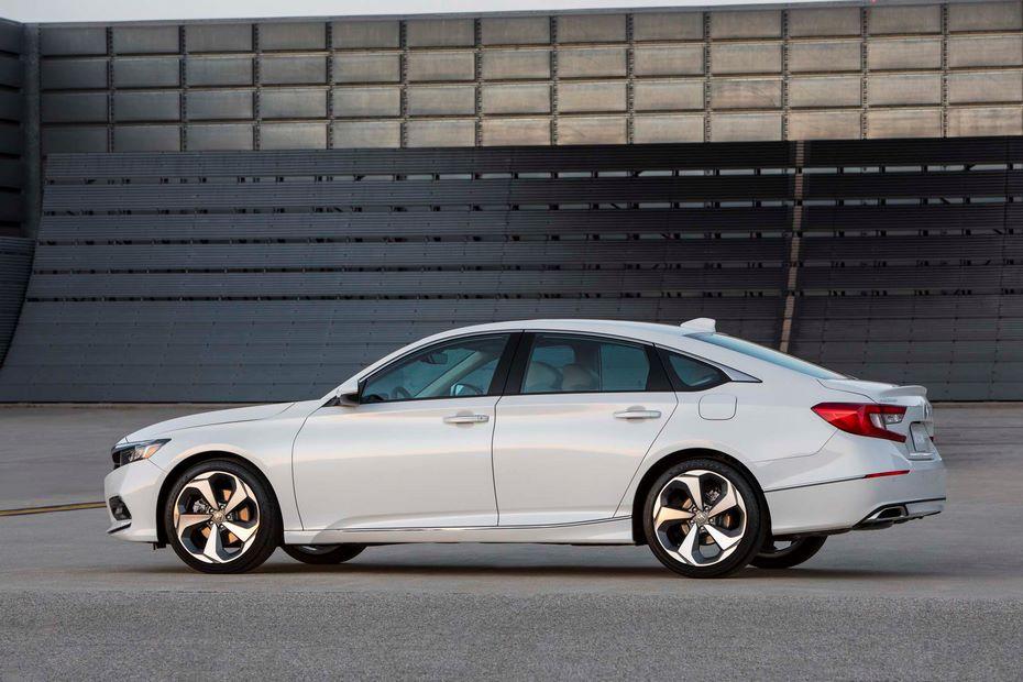 Обновлённый Хонда Accord появится на русском рынке кконцу зимы
