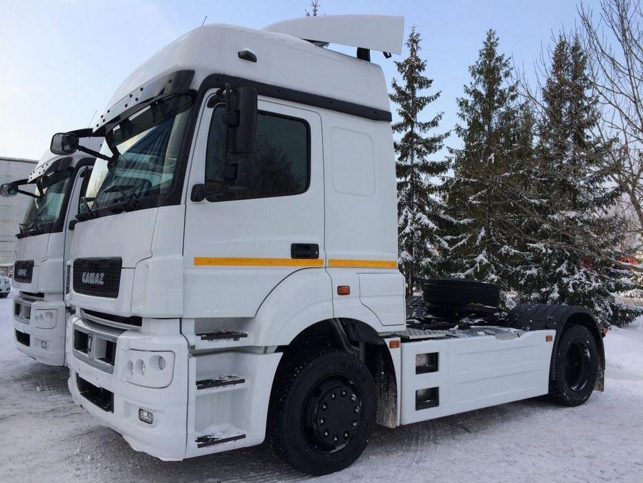 КАМАЗ вышел наежесуточную сборку 200 фургонов