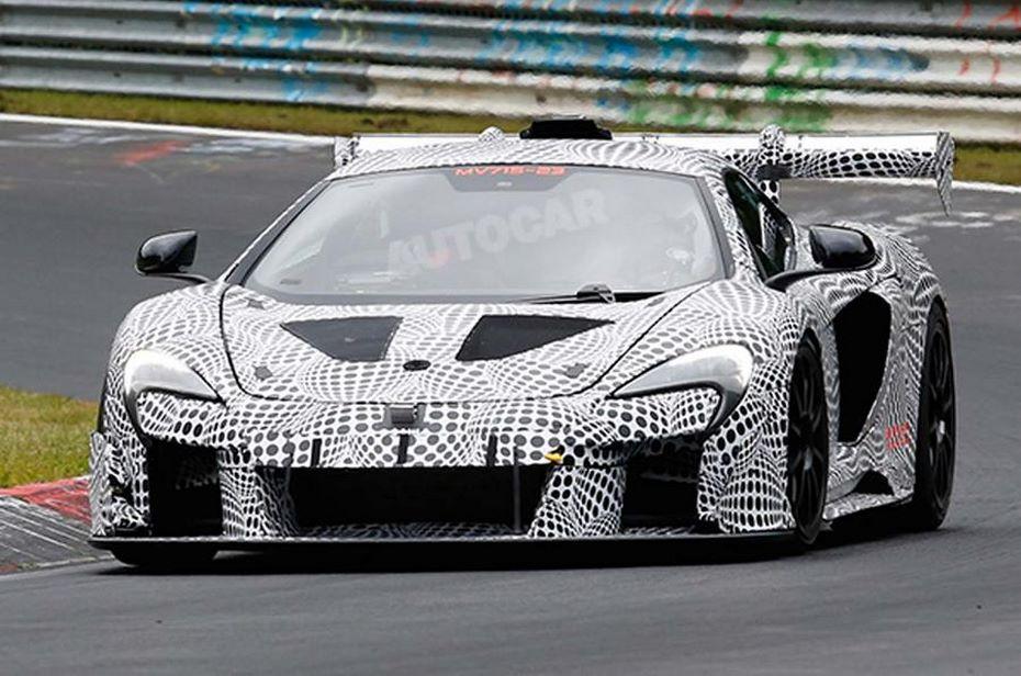 Очередь незанимать: McLaren распродал несуществующий гиперкар