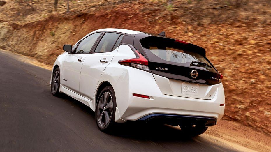 Новый Nissan Leaf получил три разных круиз-контроля class=