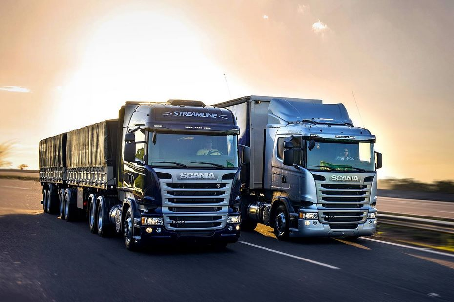Европейская комиссия оштрафовала компанию «Scania» на €880 млн