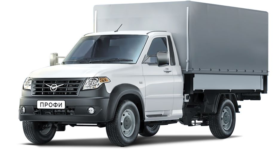 Коммерческий автомобиль УАЗ «Профи» поступил в реализацию