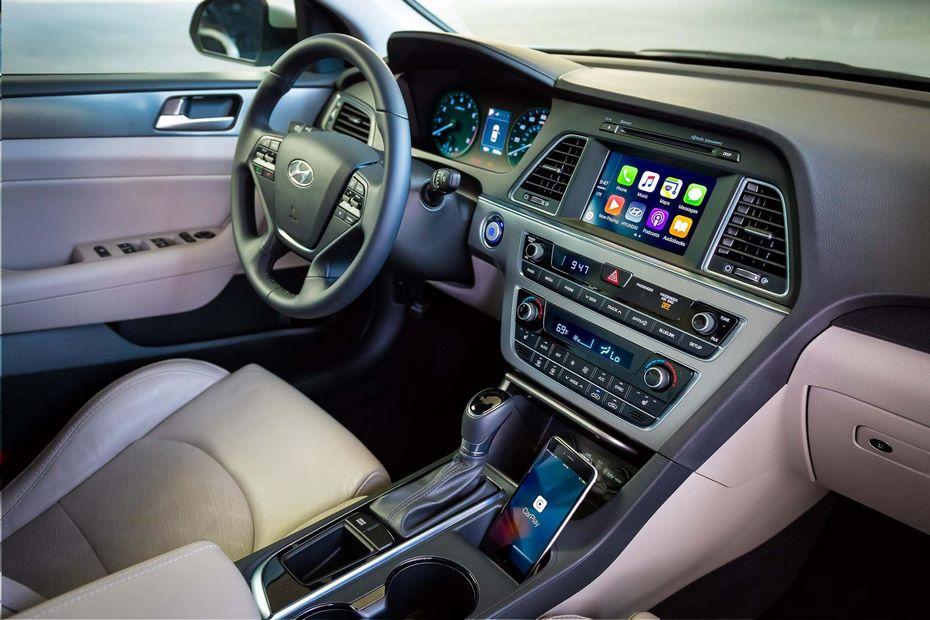 Компания Хёндай возобновила продажи седана Sonata в Российской Федерации