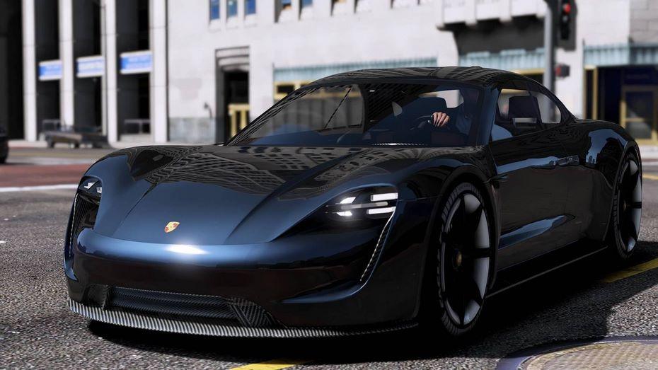 Серийный электрокар Porsche получится не дороже модели Panamera