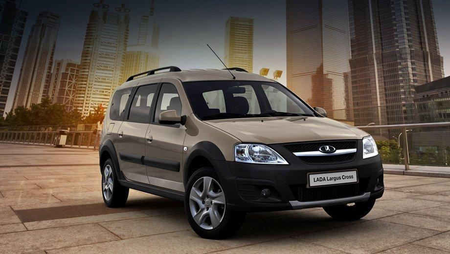 Продажи фургонов Лада Largus осенью превысили 50%