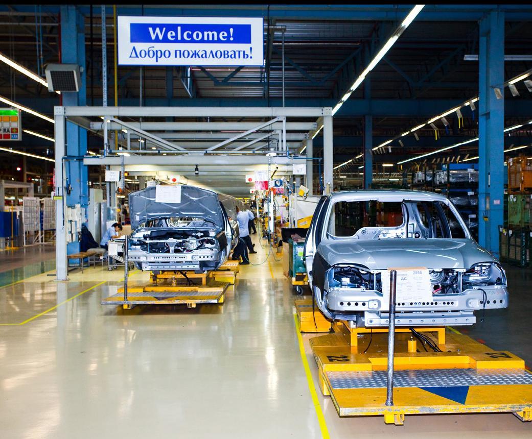 GM-AVTOVAZ открыл в 2016-ом году 20 новых дилерских центров