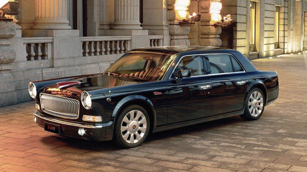 Китайский государственный лимузин Hongqi L5 может выйти намассовый рынок