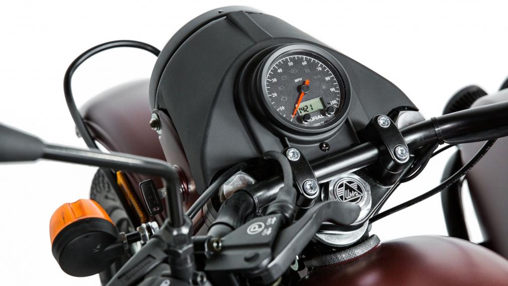 Ирбитский мотоциклетный завод представил новый Урал Gear Up 2022 почти за 1,19 млн рублей