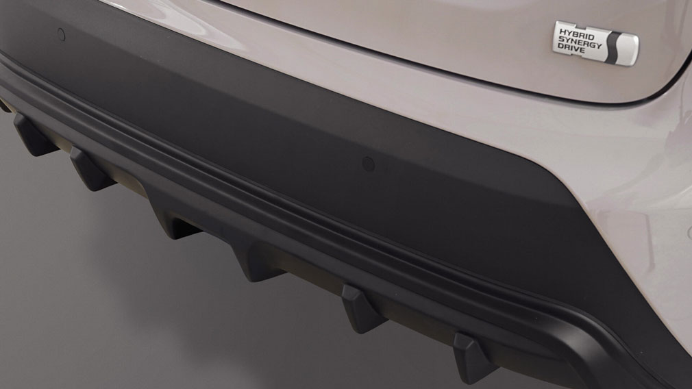Toyota Yaris Cross получил новый обвес от японского ателье TOM'S