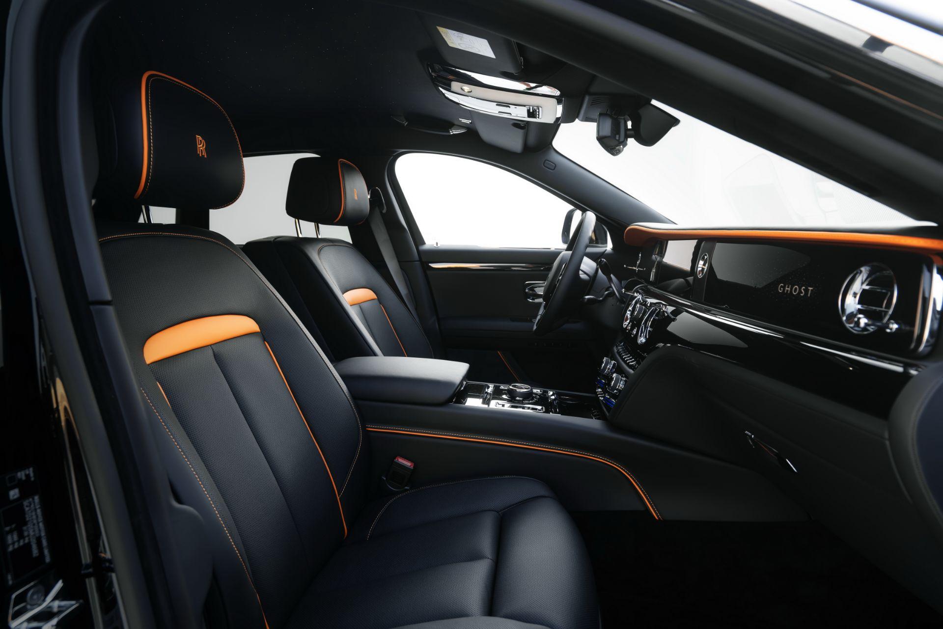 Тюнинг-ателье Spofec представило 676-сильный Rolls-Royce Ghost