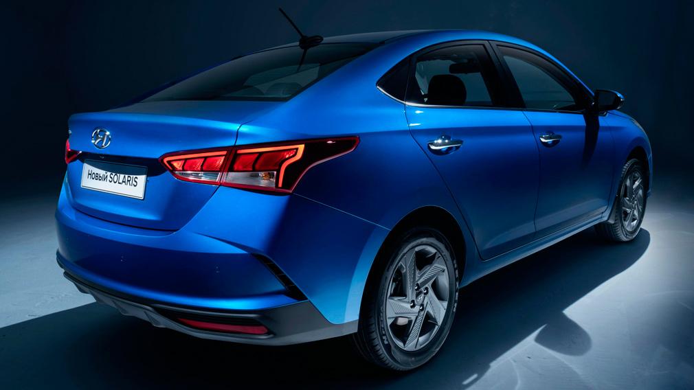 За два года седан Hyundai Solaris успел подорожать в России на 131-302 тыс. рублей