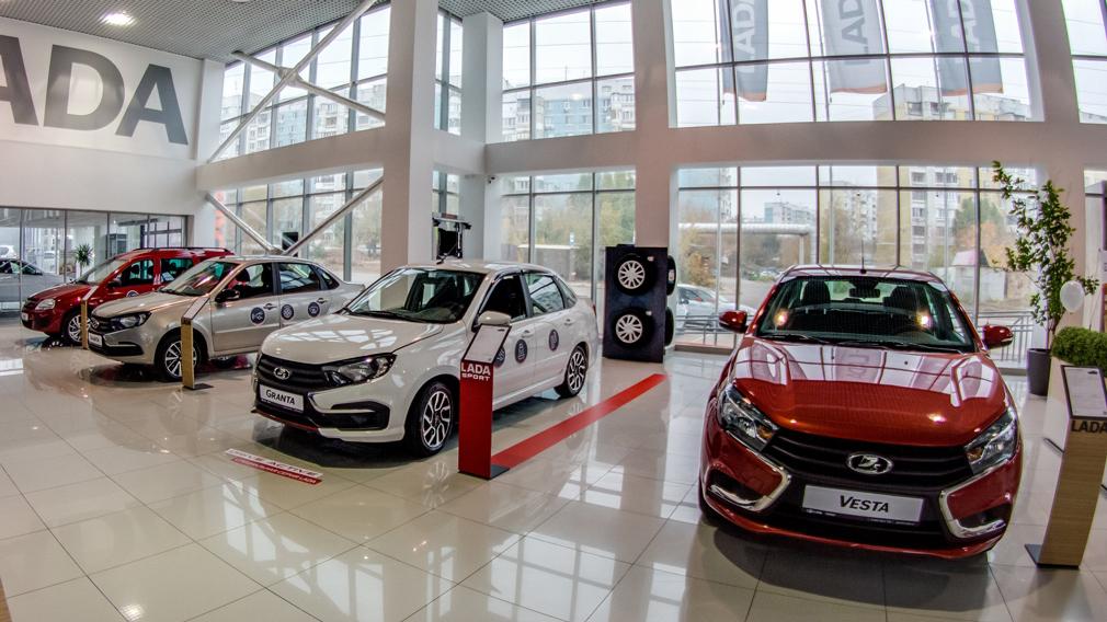Экспортные продажи Lada превысили 15 тыс. автомобилей в 1-м полугодии 2021 года