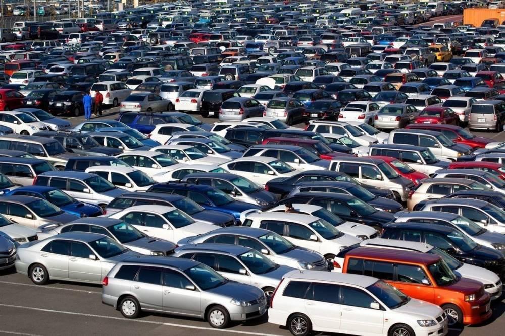 Только 19% россиян готовы купить автомобиль с пробегом из-за рубежа