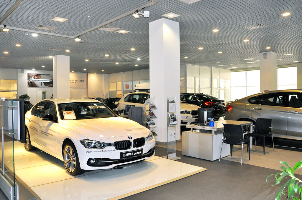 BMW повысит цены на автомобили в России в среднем на 1,9% с 1 июля 2021 года
