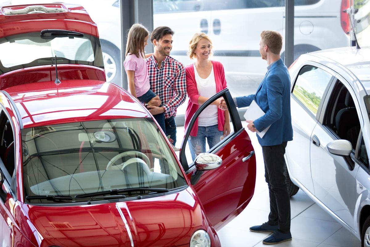 В России стали чаще брать кредиты на покупку автомобилей