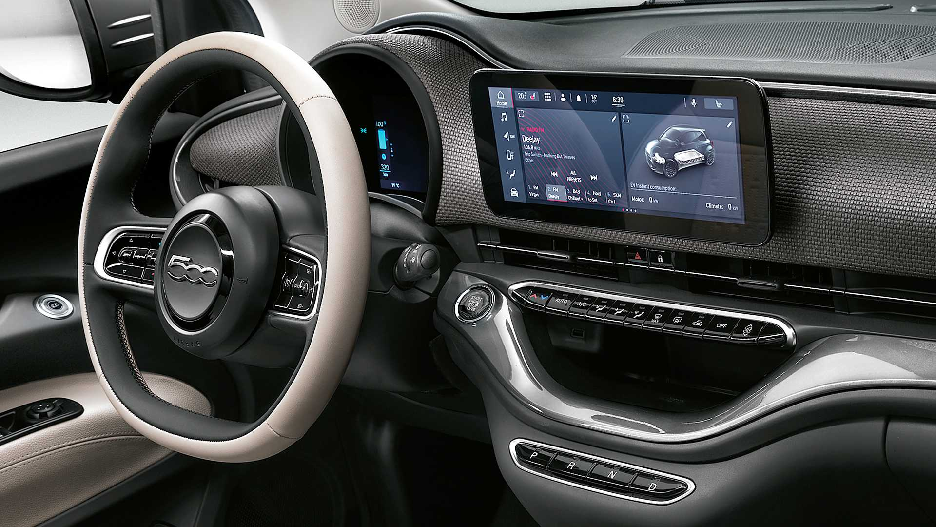Fiat готов полностью перейти на производство электрокаров к 2030 году