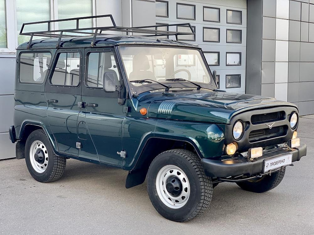 В России выросли в цене автомобили марки «УАЗ»
