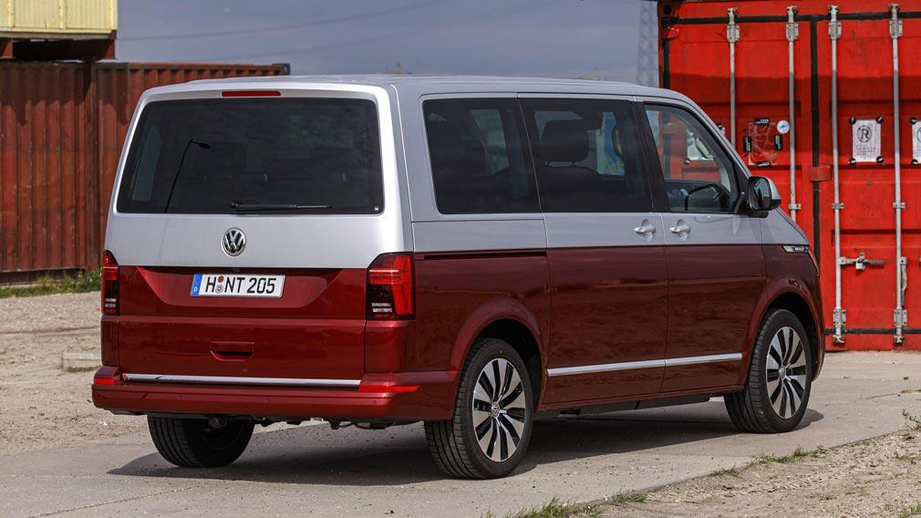 В России отзывают новые Volkswagen T6.1 из-за проблем с трансмиссией