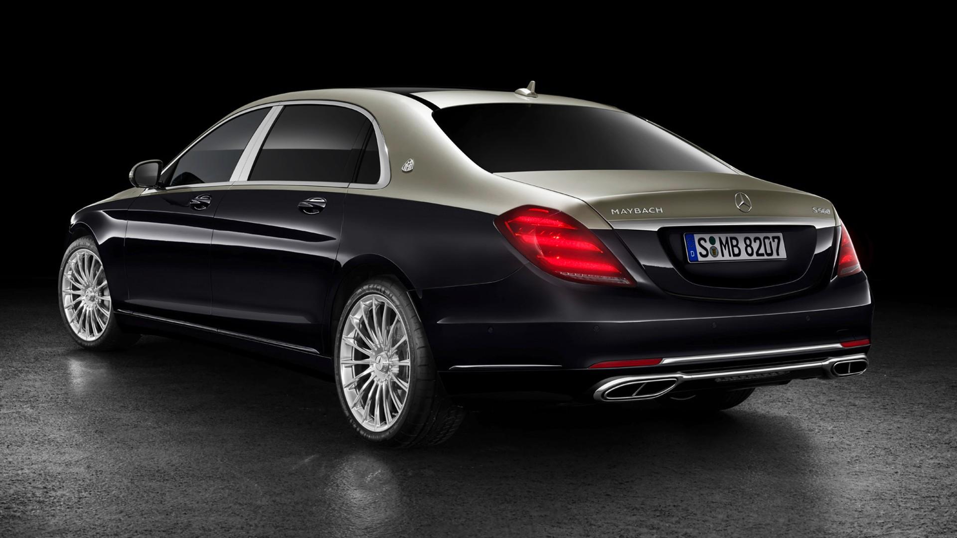 Китайские тюнеры превратили Mercedes E-Class L в очень убедительного двойника Maybach