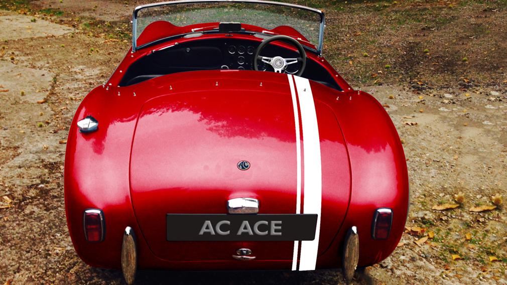 Родстер AC Ace RS станет последней бензиновой моделью марки