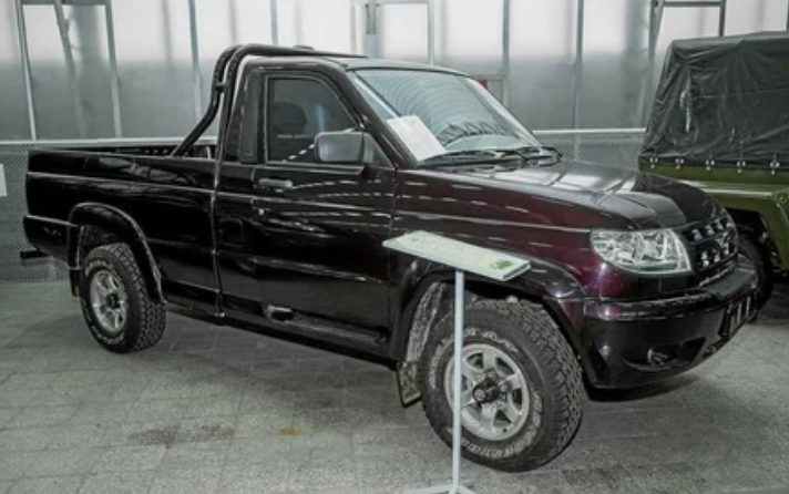 Три версии внедорожника УАЗ «Патриот», которые никто не видел