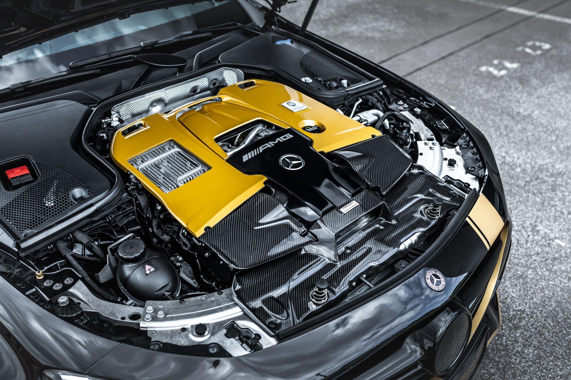 Тюнеры Manhart представили Mercedes-AMG E63 S с задатками суперкара