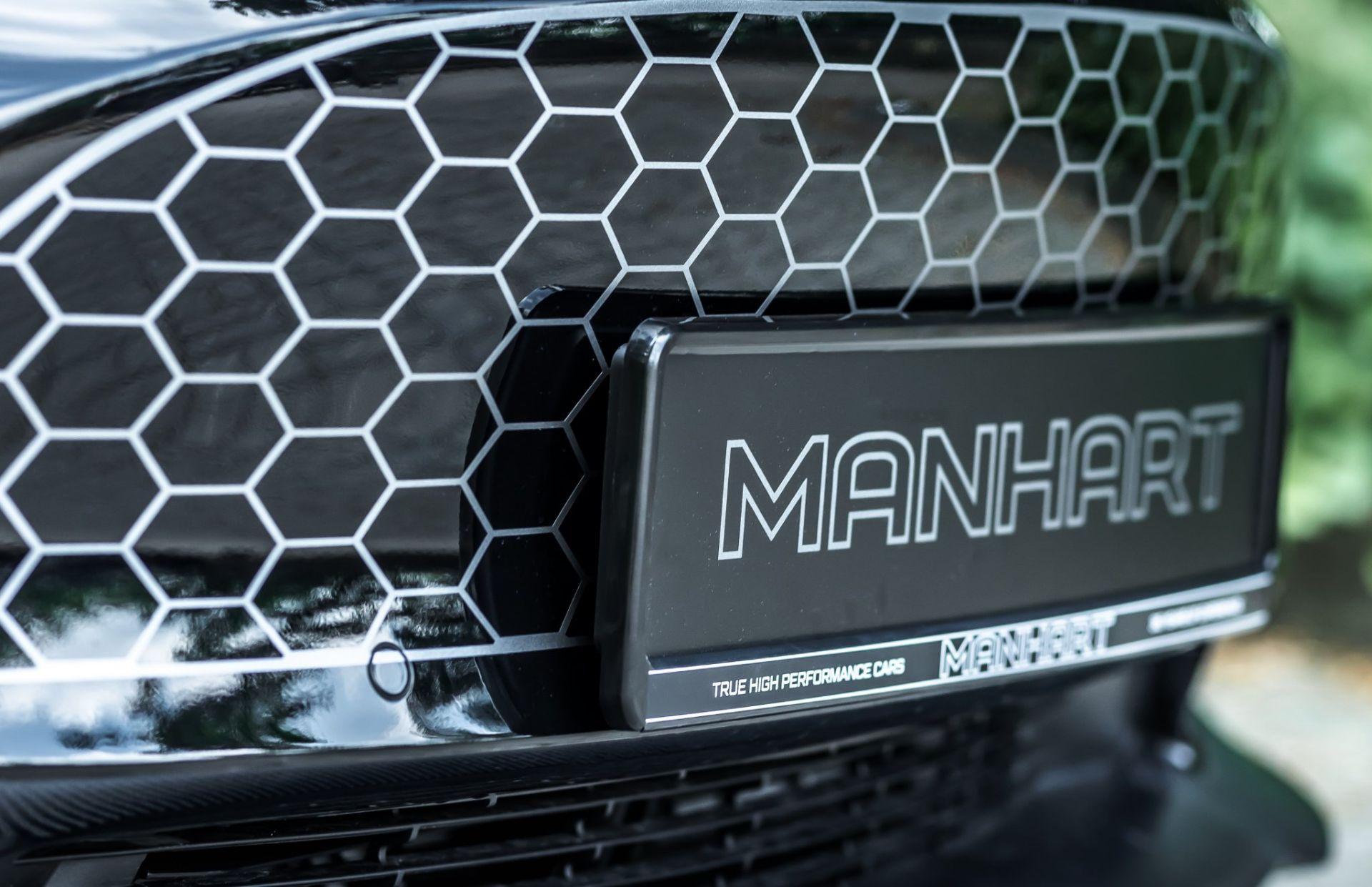 Бюро Manhart представило 543-сильный электрокар Tesla Model 3