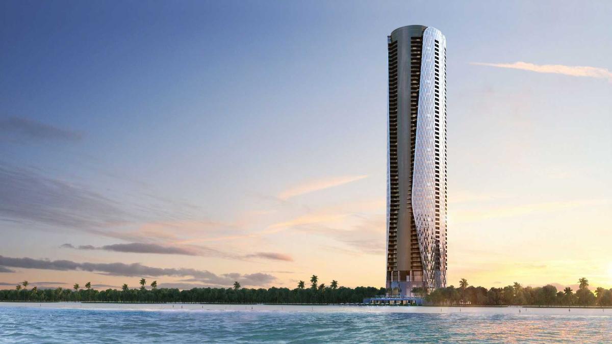Компания Bentley построит фирменный жилой небоскреб с гаражами в апартаментах