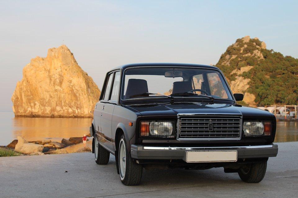 Назвали самые распространенные машины в России
