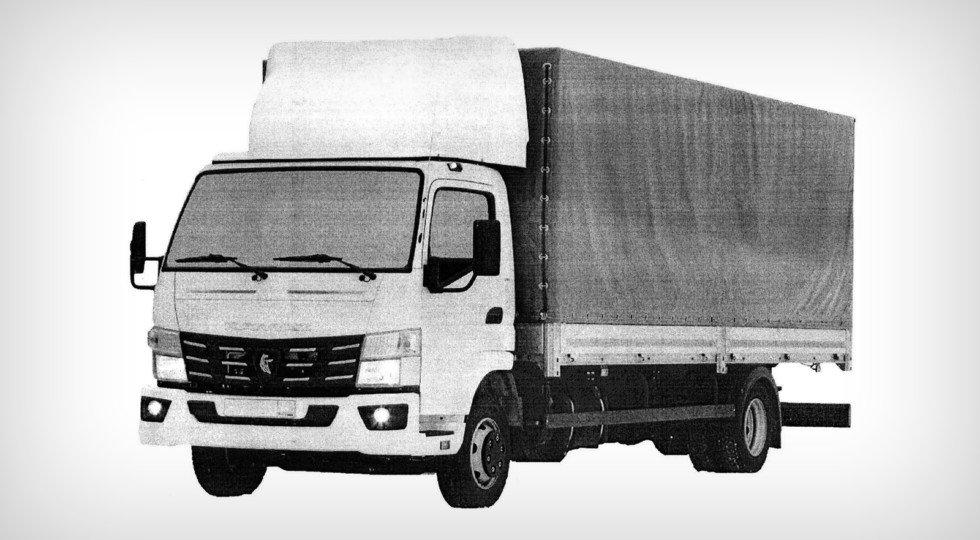 Соперник ГАЗон Next: «КАМАЗ» запатентовал новый грузовой автомобиль