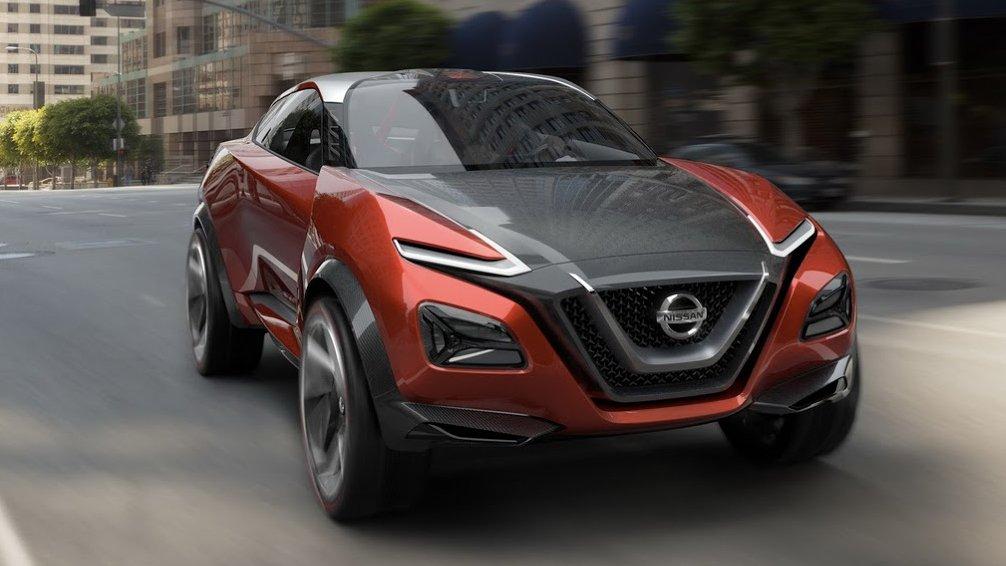 Nissan уже подготовил второе поколение кросса Juke