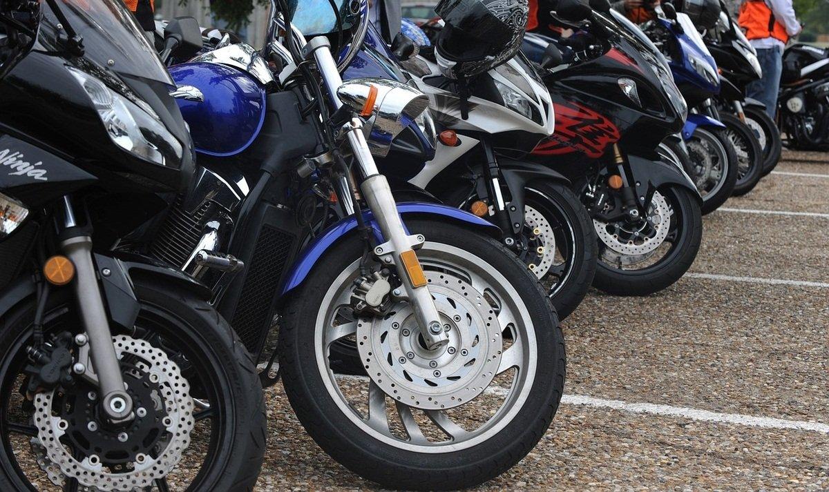Рынок подержанных мотоциклов в РФ в январе уменьшился на 8%