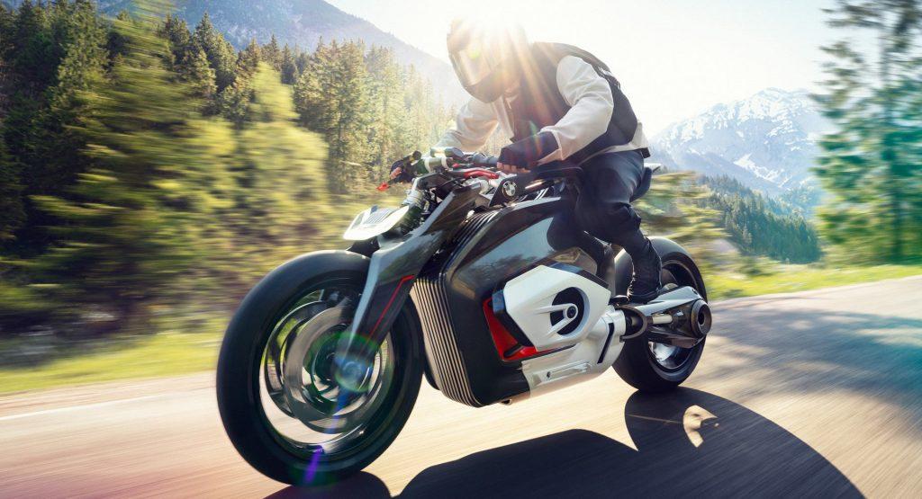 BMW может выпустить электрический мотоцикл в течение пяти лет