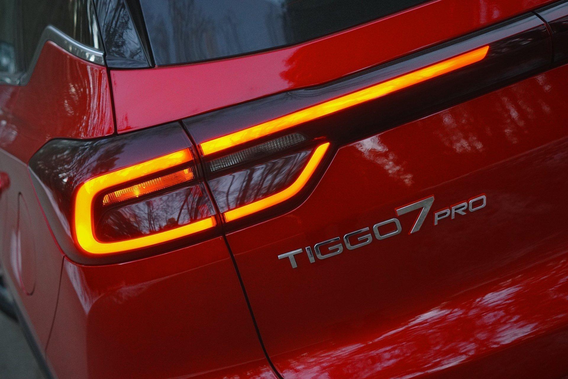 Продвинутая «семёрка»: тест Chery Tiggo 7 Pro