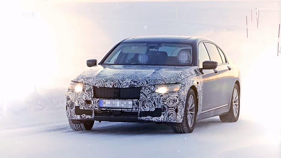 Рассекречены характеристики нового седана БМВ 7 Series