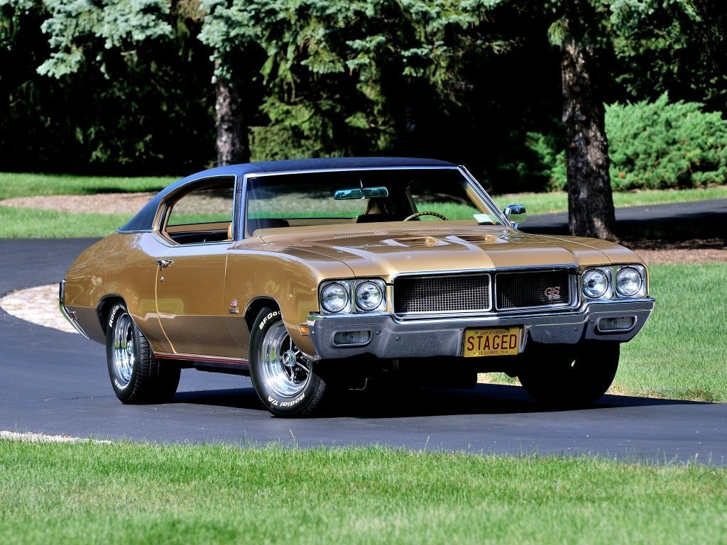 Buick GS