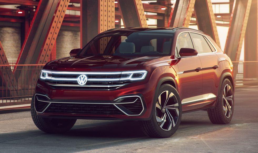 Volkswagen готовит электрический внедорожник в противовес Jeep Wrangler и Land Rover Defender